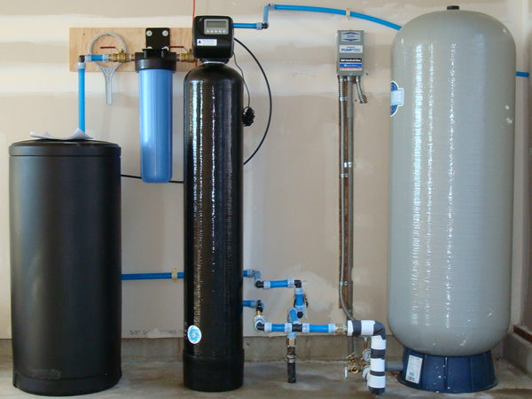 House Water Filtration System